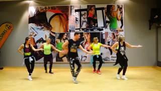 Zumba Fitness- Lo dijo - Carlos Rivera ft Gente de Zona