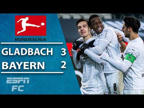 Bayern Munich STUNNED by epic Borussia Monchengladbach comeback | ESPN FC Bundesliga Highlights