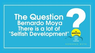 The Question - Bernardo Moya | There is a lot of