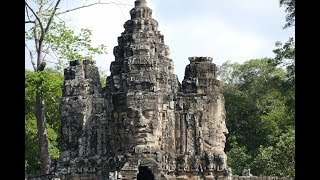preview picture of video 'Angkor Thom Cambodia 4K'