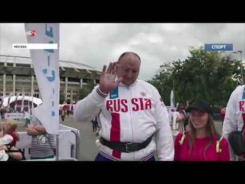 Вести о чемпионате России по мас-рестлингу в абсолютной категории - 2019