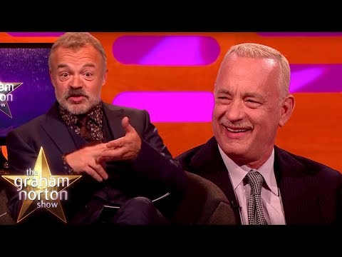 All of Tom Hanks' Best Moments on The Graham Norton Show