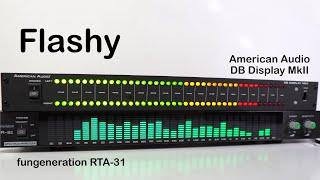 Light Entertainment - Rack-mountable Spectrum Analyser & DB Meter