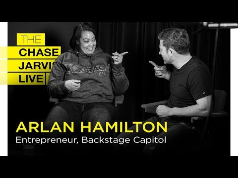 Disruption, Reinvention, and Reimagining Silicon Valley with Arlan Hamilton