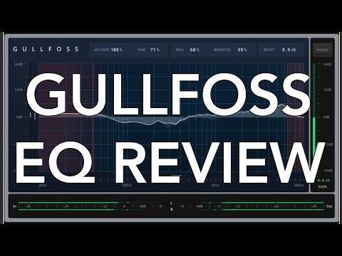 AUTOMATIC EQUALIZER!!! - Gullfoss Review