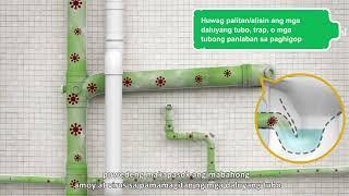 Bakit hindi dapat pakialamanan ang mga daluyang tubo?