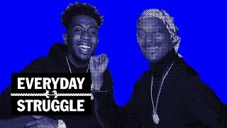 Everyday Struggle - Do Debut Albums Matter?, Desiigner Exposing Himself, Rappers Wilding on Twitter