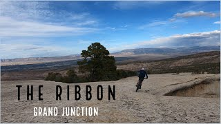 Epic MTB Riding on The Ribbon Trail   Grand Junction, Colorado