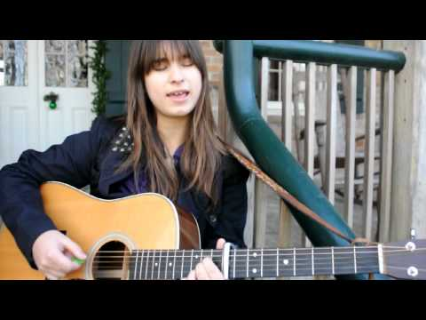 "Ruby Jane sings ""Holdin' Your Hand"" by Perrin Smith"