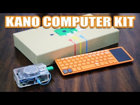 Sponsored - Little Jay builds the Kano Computer Kit