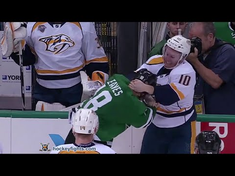 Patrick Eaves vs. Colton Sissons