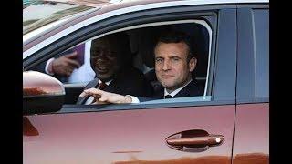 Kenya, France in 3bn-euro deals - VIDEO