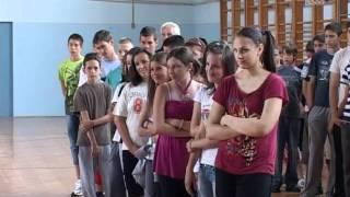 Banatsko Veliko Selo 2011 godine - uručivanje nagrada u školi