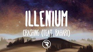 Gambar cover Illenium - Crashing (lyrics) feat. Bahari