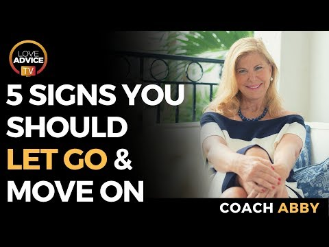 Letting Go Of A Relationship | How To Let Go And Move On
