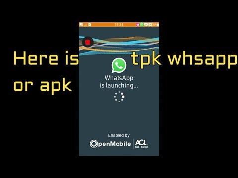 Whatsapp download z2 mobile