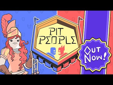 Pit People Official Launch Trailer thumbnail