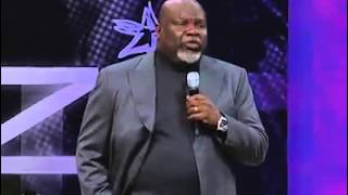 You're About to FLOW in Your Ministry - Bishop TD Jakes