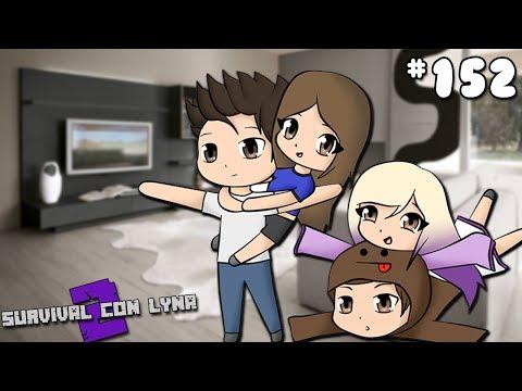 PREPARAMOS UNA SORPRESA PARA EL TEAM CON MI HERMANA | Survival con Lyna 2 | Episodio 156