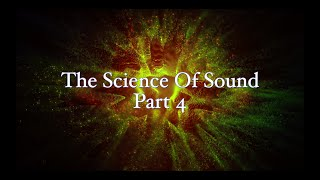 The Science of Sound 4