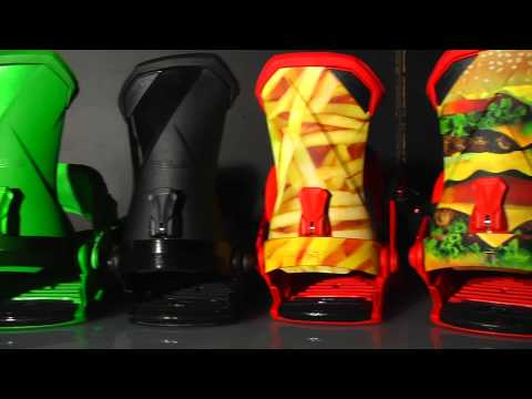 2016 Nitro Team Snowboard Binding Review