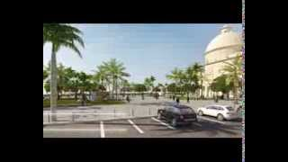 preview picture of video 'Baía de Luanda -  Requalification Project'