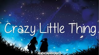 Anja - Crazy Little Thing (Lyrics)