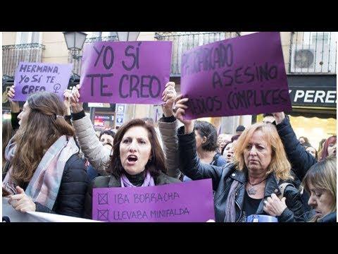 Noticias de Navarra: La sentencia de La Manada, en directo: Hermana, yo sí te creo
