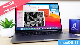 MacOS 11 Big Sur : Toutes Les Nouveautés !