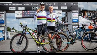 Видео: велосипеды Scott - Чемпионы мира