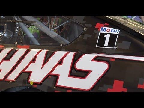 Stewart-Haas Racing's flashy schemes for Kentucky