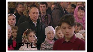 Путин и его бронепальто