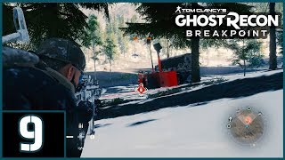 Ghost Recon Breakpoint Part 9 - FreeRoam