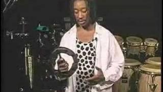 Bashiri Johnson Cyclops Shaker Demo