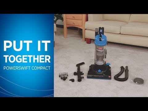 How to Assemble your PowerSwift™ Compact Video