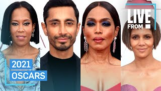 Best of the Oscars 2021 Red Carpet | E! Red Carpet & Award Shows