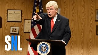 Trump's People - SNL - Video Youtube