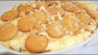 Best Easy Banana Pudding Recipe