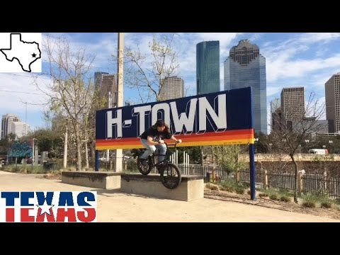 In the streets / ep.16: Houston We Have Bmx