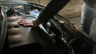 Nissan Primera P12 2001 strange sound. Engine 2.2l dci yd22