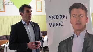Andrej Vršič - kandidat za župana Občine Ljutomer