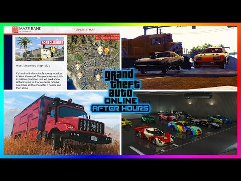 10 Things You MUST Buy From The After Hours DLC In GTA 5 Online!