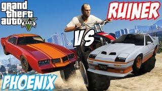 GTA 5 - Imponte Phoenix Vs Imponte Ruiner | #10 (GTA V)