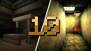 Top 10 SCARIEST Minecraft Mods & Horror Maps (Scariest Maps and Mods)