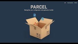 Bye bye Webpack! Welcome ParcelJS!