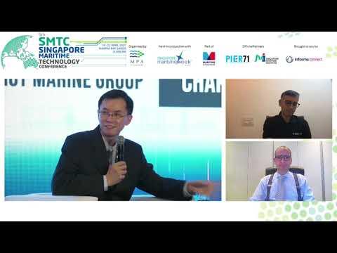 SMW2021 SMTC - Strategies for Smart Ship Operations & Decarbonisation