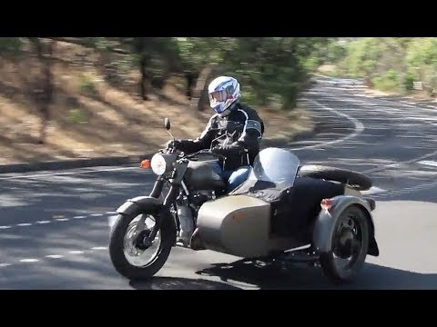 Ural sidecar outfit road test (2013)