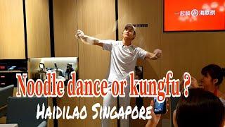 Food For Good #411: HAIDILAO Dancing Noodle| Múa mì thế này có khi còn hơn Thái Cực Quyền ?