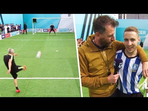 Jimmy Bullard goes head-to-head against a nervous Sheffield Wednesday fan | You Know The Drill LIVE