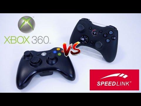 Pad od XBOX360 vs  Speedlink Xeox PRO do PC - który lepszy?